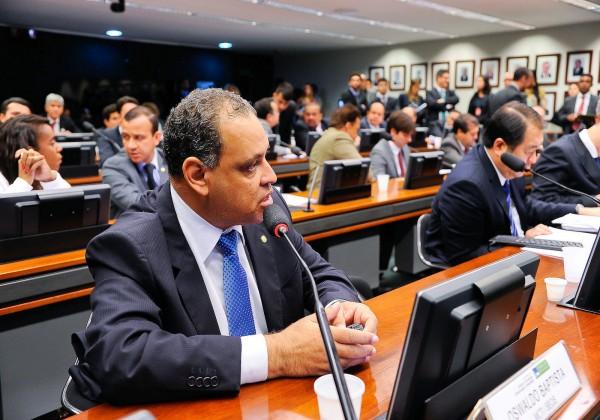 Deputado federal Roberto Alves - Foto: Douglas Gomes