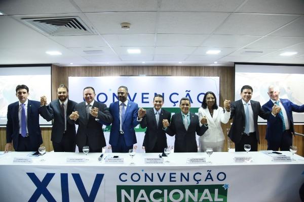 Em Convenção Nacional histórica, realizada em Brasília nesta terça-feira (7), a Executiva do PRB também aprovou os novos manifesto, programa e estatuto