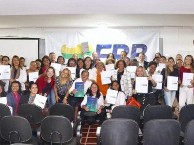 Curso de Lideranças Femininas reuniu cerca de 100 participantes no auditório da sede do PRB em São Paulo. Curso foi ministrado pela cientista política Daniela Rabello