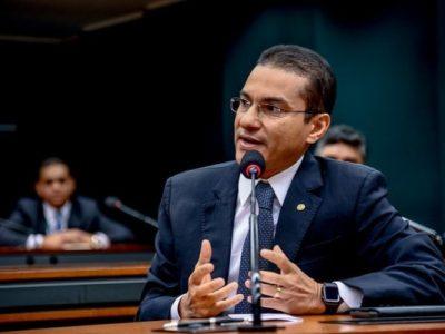 O recurso foi indicado pelo deputado federal Marcos Pereira, presidente nacional do PRB e vice-presidente da Câmara dos Deputados