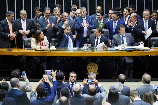 Deputado Marcos Pereira destaca a necessidade de priorizar a reforma Tributária para fazer com que o Brasil volte a crescer e a gerar emprego e renda