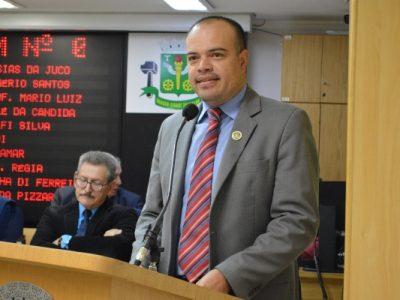 Ricardo Silva (Republicanos) apresentou requerimento na Câmara Municipal, solicitando a instalação nos bairros Fazendinha e Santa Maria