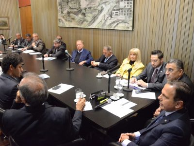 Gilmaci assume presidência interina da Alesp