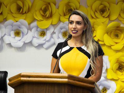 Priscila Sampaio promove evento em comemoração à Lei Municipal