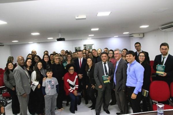 Russomanno promove palestra para advogados em Barueri