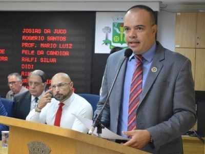 Indicação de Ricardo Silva (PRB) sugere a criação de um aplicativo de celular que identifica a linha do ônibus por meio da câmera do aparelho