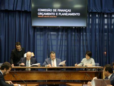 ecretário Henrique Meirelles foi à comissão prestar contas das finanças do Governo de São Paulo referentes aos dois últimos quadrimestres de 2018 e ao primeiro deste ano