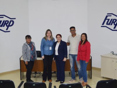 Edna Macedo declara apoio a FURP