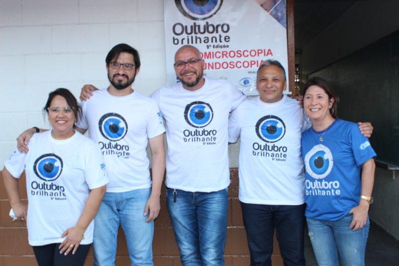 Outubro Brilhante encerra com mais de 900 atendimentos optométricos