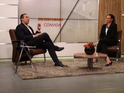 Justiça no esporte: Altair Moraes e Ana Paula Henkel debatem projeto de lei que preserva lugar das mulheres