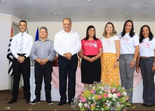 Deputada Maria Rosas prestigia 3° Encontro Outubro Rosa Mulheres Republicanas