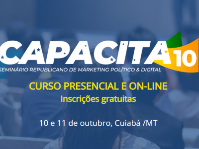 Republicanos promove curso sobre marketing político e digital