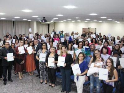 A aula foi conduzida pela cientista política e comunicóloga, Daniela Rabello, que palestrou para mais de 200 pessoas