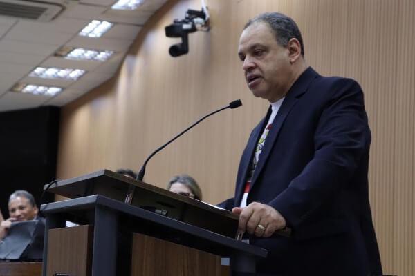 O ato de instalação contou com a presença do deputado federal Roberto Alves, que é presidente da frente parlamentar que leva o mesmo nome, na Câmara dos Deputados