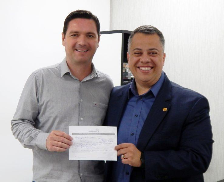 Deputado Estadual Wellington Moura endossou a filiação de Michelin