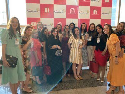 Seminário em Brasília reúne Mulheres Republicanas da Capital SP