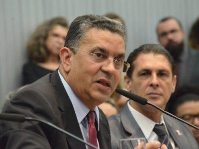 Deputado estadual Gilmaci Costa