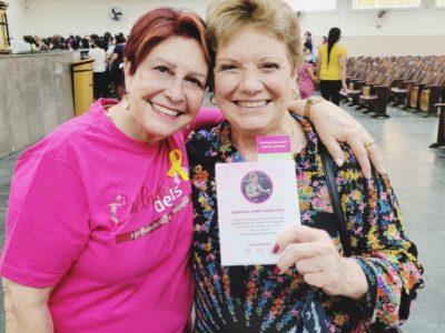 Edna Macedo realiza reunião para mulheres na Zona Leste da Capital